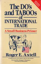dos and taboos of international trade book cover