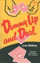 dummy up and deal book cover
