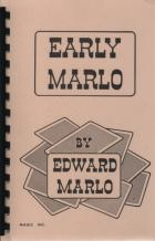 early marlo book cover