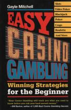 easy casino gambling book cover
