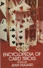 encyclopedia of card tricks book cover