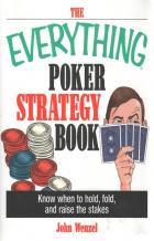 everything poker strategy book book cover