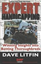 expert handicapping book cover