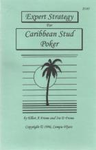expert strategy for caribbean stud poker book cover