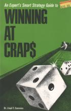 experts smart strategy guide to winning at craps book cover