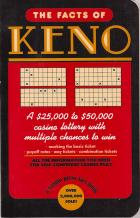 facts of keno book cover