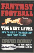 fantasy football how to build a championship team book cover