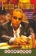 farha on omaha expert strategy cash games  tournaments book cover