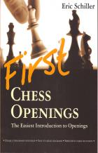first chess openings book cover