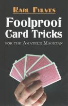 foolproof card tricks for the amateur magician book cover