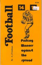 football picking winners against the spread book cover