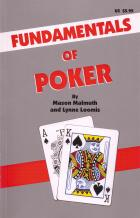 fundamentals of poker book cover