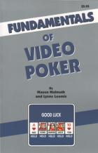 fundamentals of video poker book cover