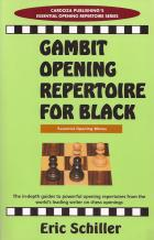 gambit opening repertoire for black book cover