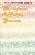 gambling times guide to european  asian games book cover