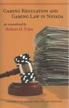gaming regulation and gaming law in nevada book cover
