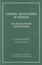 gaming regulation in nevada book cover