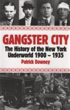 gangster city the history of the new york underworld 19001935 book cover