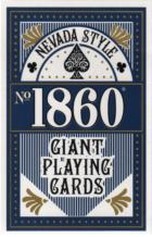 giant playing cards book cover