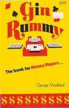 gin rummy the book for money players book cover