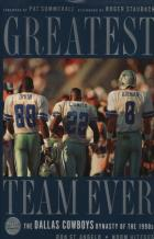 greatest team ever dallas cowboys dynasty of the 1990s book cover