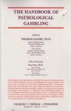 handbook of pathological gambling book cover