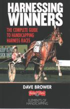 harnessing winners complete guide to handicapping races book cover