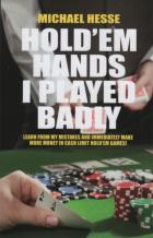 holdem hands i played badly book cover
