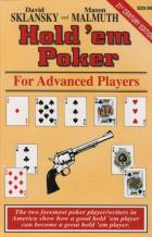 holdem poker for advanced players book cover
