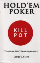 holdem poker  kill pot book cover