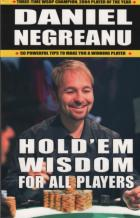 holdem wisdom for all players book cover