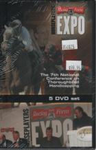 horseplayers handicapping expo dvd book cover