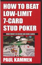 how to beat lowlimit 7 card stud book cover