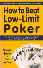 how to beat lowlimit poker book cover