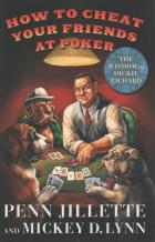 how to cheat your friends at poker hardcover book cover