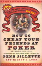 how to cheat your friends at poker book cover