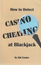 how to detect casino cheating at blackjack book cover