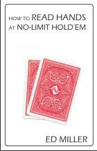how to read hands at nolimit holdem book cover