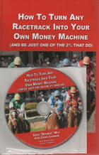 how to turn any racetrack into money machine dvd set book cover
