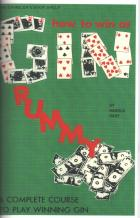 how to win at gin rummy book cover