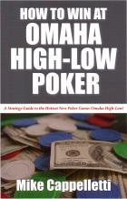 how to win at omaha highlow poker book cover