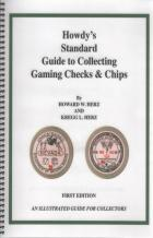 howdys standard guide to collecting gaming checks  chips book cover