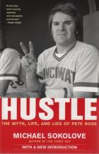 hustle the myth life and lies of pete rose book cover