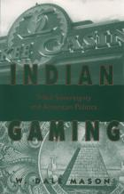 indian gaming by dale mason book cover