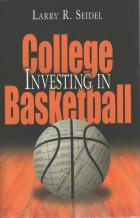 investing in college basketball hardcover book cover