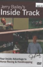 jerry baileys inside track 2disc set dvd book cover