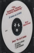 jimmy jordan slot machines dvd book cover
