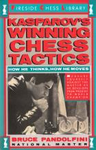 kasparovs winning chess tactics book cover