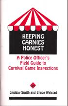 keeping carnies honest book cover
