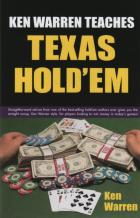 ken warren teaches texas holdem book cover